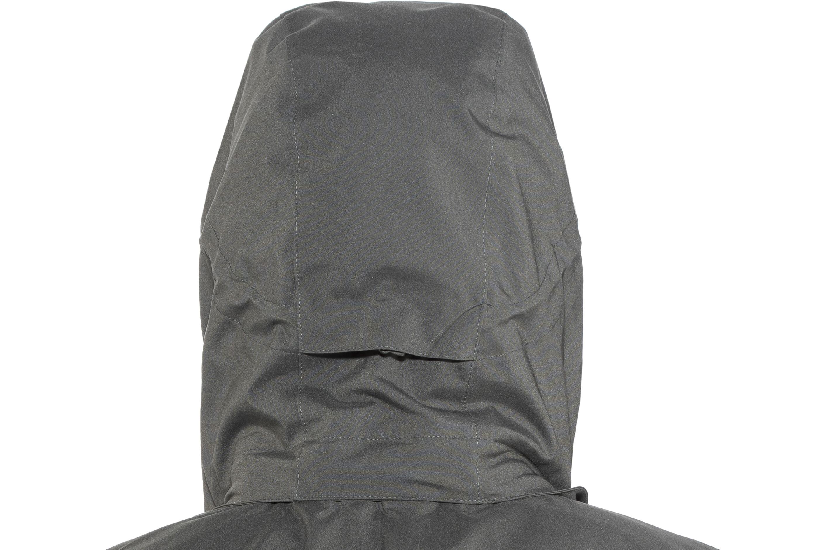 ad03bdaa Bergans Breheimen 2L Jacket Herren green mud/solid dark grey/aluminium